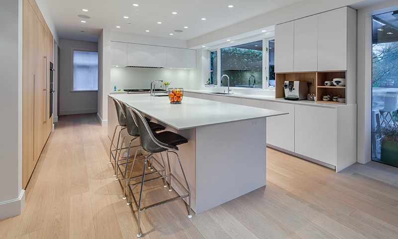 Point Grey Custom Residence Four