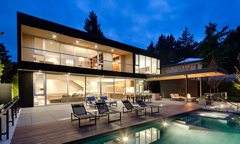 Point Grey Custom Residence One