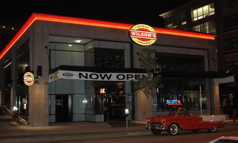 Wilson's Steak House